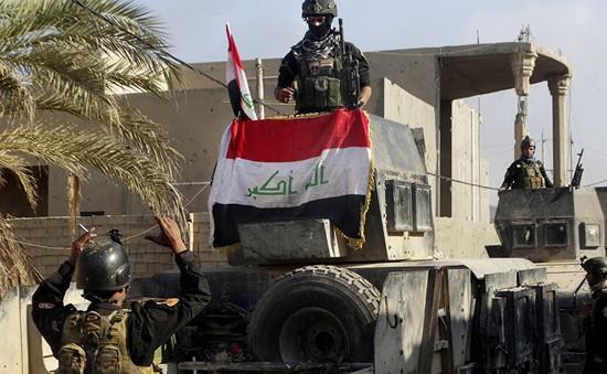 Iraq giành lại quyền kiểm soát 70% lãnh thổ IS chiếm đóng