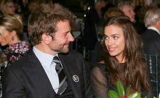 Bradley Cooper bị đồn chia tay với tình cũ của Ronaldo