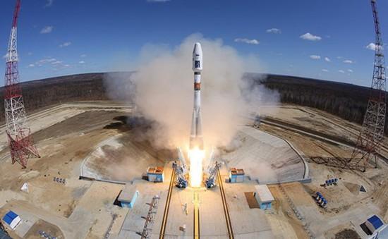Nga phóng thành công tên lửa đẩy Soyuz từ sân bay vũ trụ mới xây