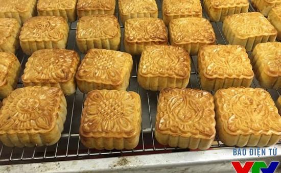 Thị trường bánh Trung thu bước vào cao điểm giảm giá