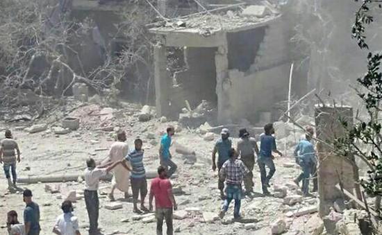 Không kích bệnh viện tại Syria, 5 người thiệt mạng