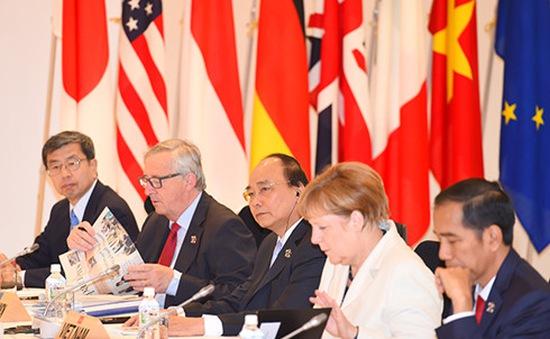 Dấu ấn chuyến tham dự Hội nghị Thượng đỉnh G7 mở rộng và thăm Nhật Bản của Thủ tướng