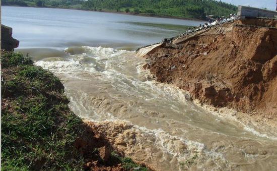 Nghệ An nỗ lực đảm bảo an toàn hồ đập