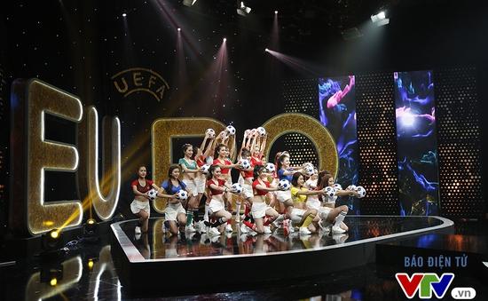 """Khai mạc Euro trên sóng VTV: Bắt đầu một mùa hè """"Ăn bóng đá, ngủ bóng đá"""""""