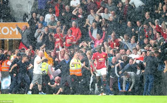 VIDEO Hull City 0-1 Man Utd: Niềm vui gõ cửa vào phút cuối