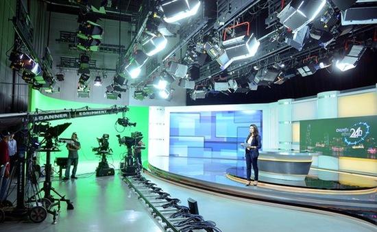 Trải nghiệm những công nghệ truyền hình hiện đại với VTV24