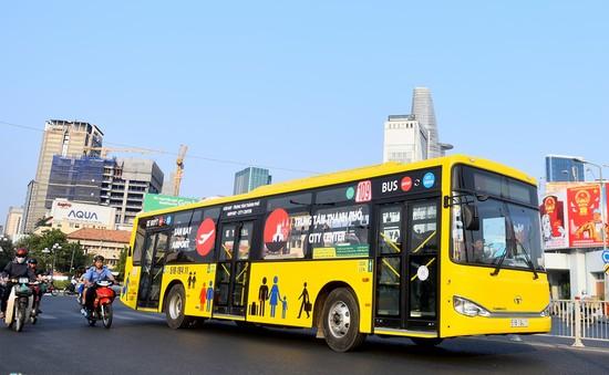 """TP.HCM: Tuyến xe bus """"1 đô"""" vắng khách"""