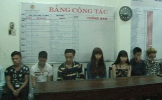 Bắt giữ 12 thiếu niên gây ra 20 vụ trộm, cướp