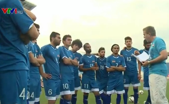 Đội tuyển Syria sẽ tung đội hình mạnh nhất trên sân Mỹ Đình?
