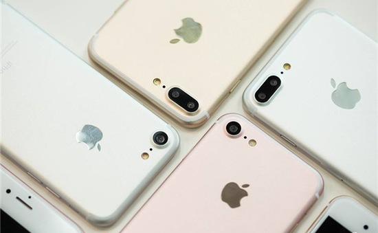 Thêm 30 quốc gia và vùng lãnh thổ phát hành iPhone 7/ 7 Plus