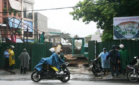 Hoàn thành cưỡng chế thu hồi nhà đất số 62 Nguyễn Huệ, TP Huế