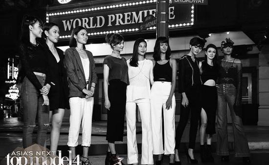 Những khoảnh khắc ấn tượng của dàn chân dài Asia's Next Top Model 2016