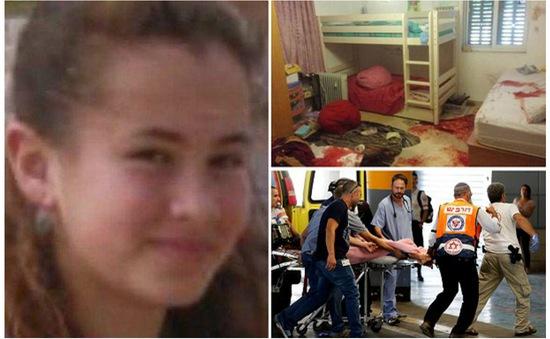 Bé gái 13 tuổi bị đâm chết khi đang ngủ tại Israel