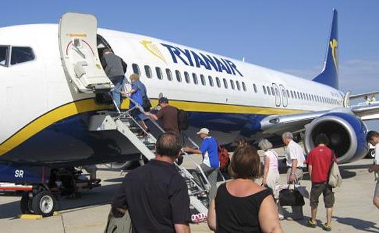 Hãng hàng không Ryanair sẽ giảm giá vé 5 - 7%