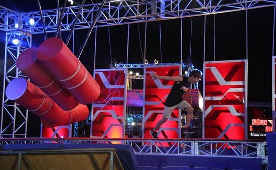 Không giới hạn - Sasuke Việt Nam mùa 2 chính thức lên sóng VTV3