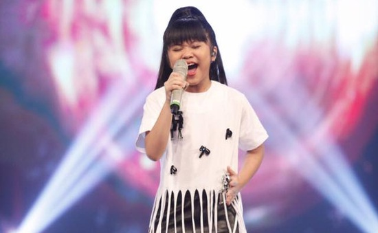 """Vietnam Idol Kids 2016: Bảo Trân """"nóng"""" hơn lửa với Girl on Fire"""