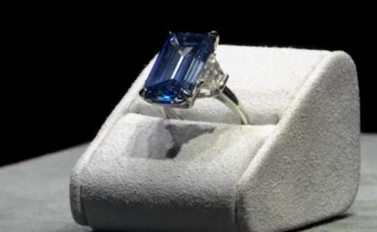 Viên kim cương đắt nhất thế giới giá 57,6 triệu USD