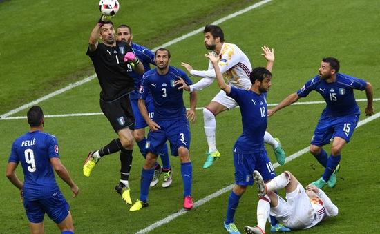 EURO 2016: TBN thua vì quá chú tâm vào Italy