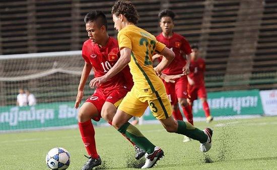 U16 Việt Nam xuất sắc đánh bại ứng viên vô địch Australia 3 bàn không gỡ