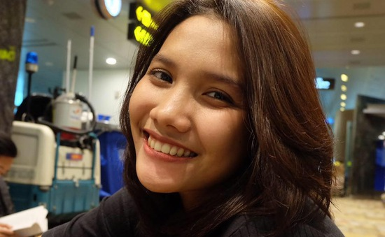 Chiêm ngưỡng vẻ đẹp của nữ VĐV Indonesia đoạt danh hiệu Hoa khôi VTV Cup 2016