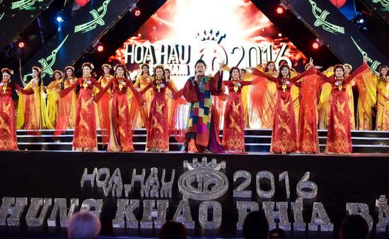 Xem lại chung khảo Hoa hậu Việt Nam 2016 khu vực miền Bắc