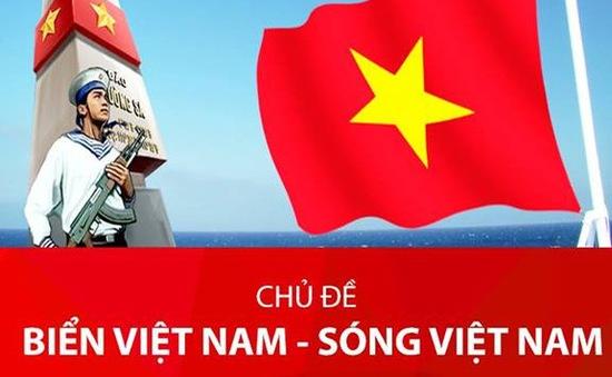 """Bữa trưa vui vẻ số đặc biệt """"Biển Việt Nam - Sóng Việt Nam"""" (12h, VTV6)"""