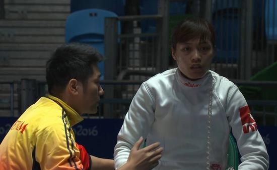 Olympic Rio 2016: Như Hoa thấy tiếc sau thất bại trước Mallo Auriane