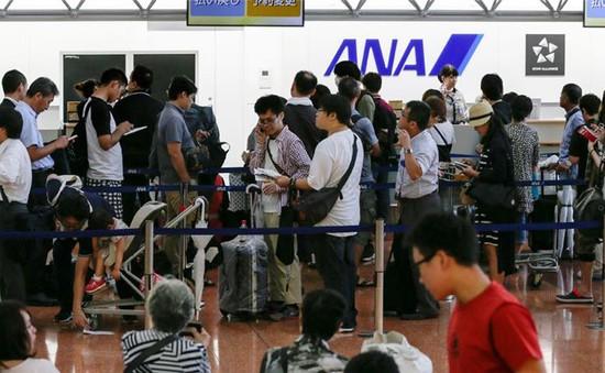 Nhật Bản: Ít nhất 367 người bị thương do bão Mindulle