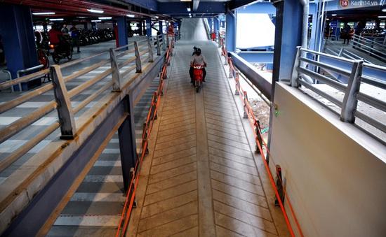 Nhà xe thông minh giảm thiểu ùn tắc tại sân bay Tân Sơn Nhất