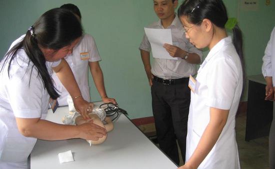 Vai trò quan trọng của cấp cứu nâng cao trong cứu chữa trẻ em