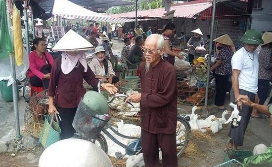 Xã Nguyên Giáp, Hải Dương giao thầu chợ Quý Cao trái quy định?