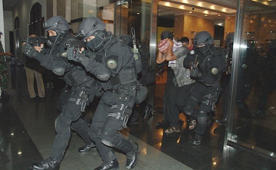 Indonesia thành lập đơn vị đặc nhiệm giải cứu con tin