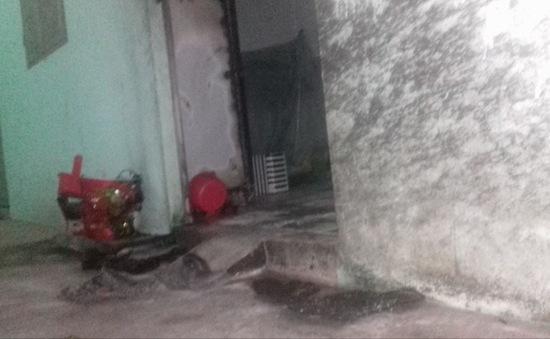 Bình Dương: Kẻ thủ ác khóa trái phòng trọ, tẩm xăng thiêu sống 3 người