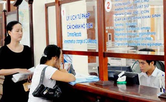 Cần Thơ chính thức cấp phiếu lý lịch tư pháp trực tuyến