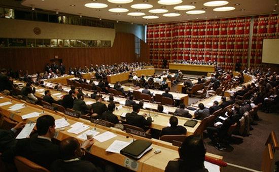 Việt Nam lần đầu tiên tham gia phiên họp Hội đồng Kinh tế Xã hội LHQ