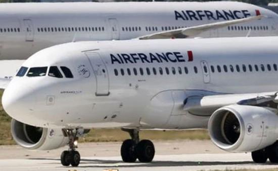 Air France hủy 20% số chuyến bay do phi công đình công