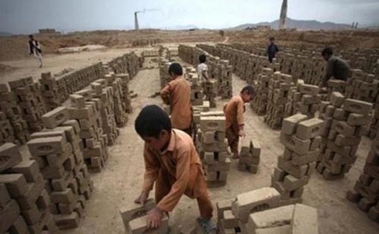 115 quốc gia bị cảnh báo về sử dụng lao động nô lệ