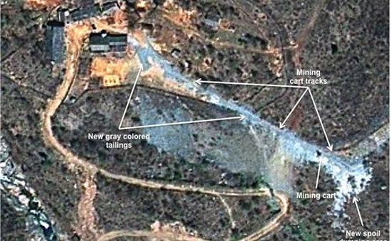 Triều Tiên thông báo thử thành công bom nhiệt hạch