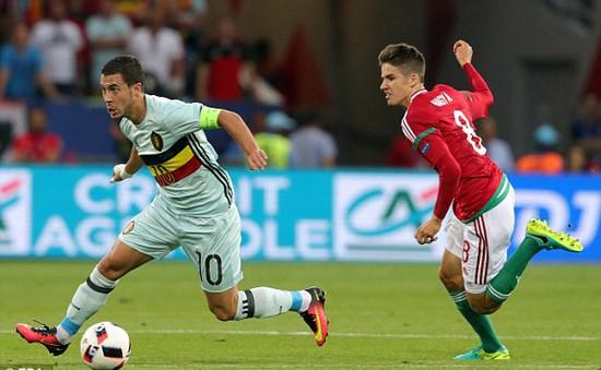 VIDEO EURO 2016: Xem lại trận thắng đậm nhất giải, Bỉ 4-0 Hungary