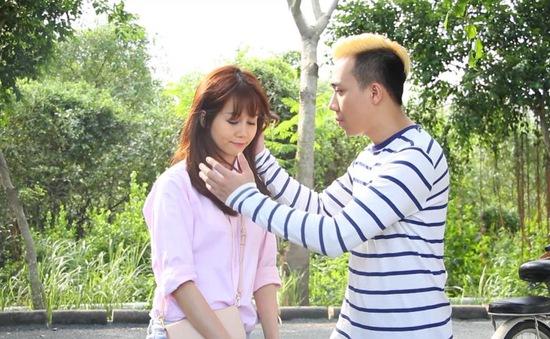 Café Sáng với VTV3: An Nguy tình tứ với Trấn Thành trong phim mới