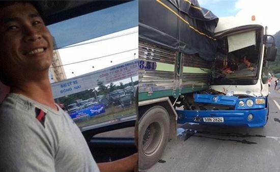 Người dân Lâm Đồng cảm phục tài xế xe tải cứu xe khách