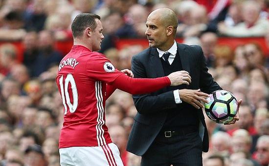 """Guardiola đã khiến Rooney """"nổi đoá"""" như thế nào?"""