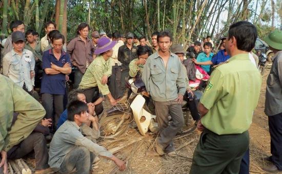 Điều tra vụ 3 cán bộ bảo vệ rừng bị bắn tử vong tại Đắk Nông
