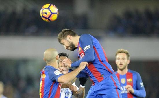 """""""Barcelona không thể vô địch La Liga nếu cứ chơi thế này"""""""