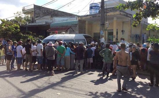 Đà Nẵng: Bắt nghi can sát hại người dã man tại phòng trọ