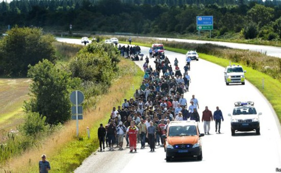 Nhiều phản ứng trái chiều về luật hạn chế người nhập cư của Đan Mạch