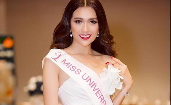 Lệ Hằng chính thức đại diện Việt Nam tại Hoa hậu Hoàn vũ thế giới 2016
