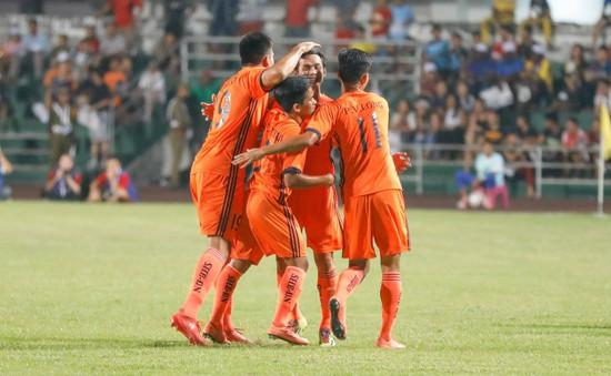 18h00 hôm nay (23/12), VTV6 trực tiếp trận SHB Đà Nẵng - Yadanarbon FC tại giải các CLB sông Mekong 2016