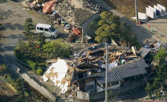 Nhật Bản nỗ lực khắc phục hậu quả động đất