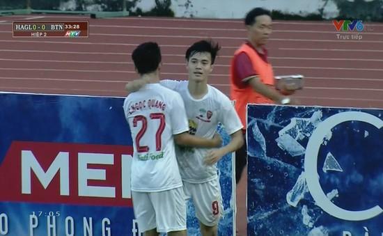 VIDEO: Văn Toàn ghi bàn ấn tượng vào lưới U21 Việt Nam